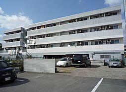 ハートフルマンション京田辺[2階]の外観