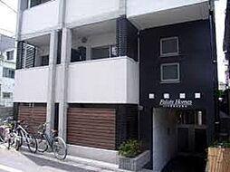 東京都世田谷区奥沢4丁目の賃貸マンションの外観
