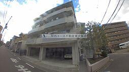 コーポプロスペリィティー[2階]の外観