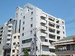 司城ビル[605号室]の外観