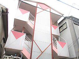 大阪府寝屋川市北大利町の賃貸マンションの外観