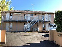 千葉県佐倉市宮小路町の賃貸アパートの外観