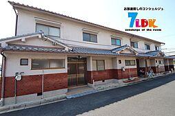 [テラスハウス] 奈良県橿原市縄手町 の賃貸【/】の外観