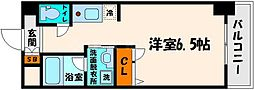 エスライズ桜ノ宮2[4階]の間取り