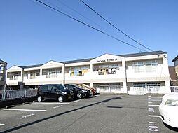 愛知県半田市大池町1丁目の賃貸アパートの外観