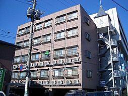 穴川ハイリビング弐番館[505号室]の外観