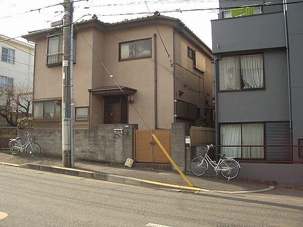 シモヤマハイツ[101号室]の外観
