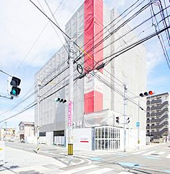福岡県福岡市博多区半道橋1丁目の賃貸マンションの外観