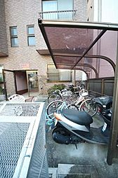東園田ハイツ[3階]の外観