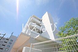 岡山県岡山市北区番町1丁目の賃貸マンションの外観