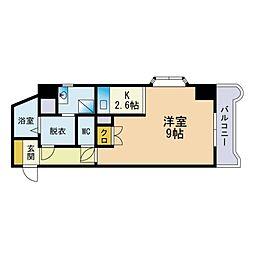 室見駅 4.4万円