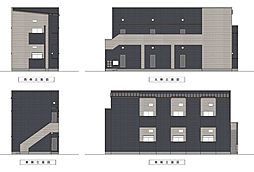 cachette noire[1階]の外観