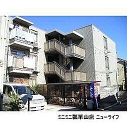 大阪府東大阪市稲葉1丁目の賃貸マンションの外観