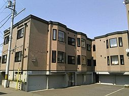 メゾン東札幌[205号室]の外観