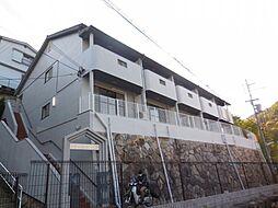 ときわ萩乃ハイツ[2階]の外観