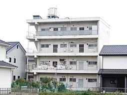 松の木マンション[2階]の外観