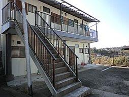 コーポ寺西[201号室]の外観