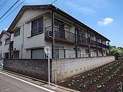 台二荘[2階]の外観