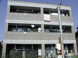 ウイング富士A棟[1階]の外観