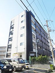 十三本町ウインズマンションII[5階]の外観