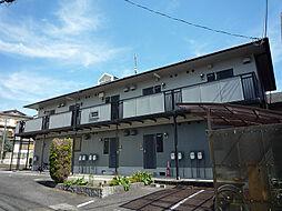 シャマードハイツ[1階]の外観