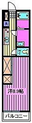 リブリ・Fairy Wood[1階]の間取り