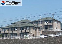 ビューテラス鵜沼A[2階]の外観