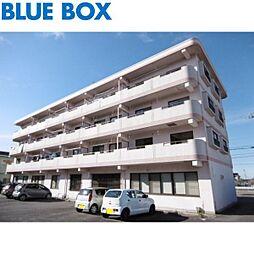 愛知県岡崎市中島町の賃貸マンションの外観