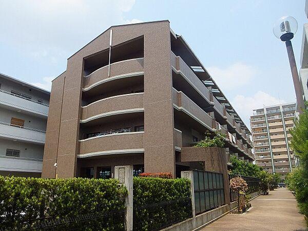 メゾンドゥボヌール[3階]の外観