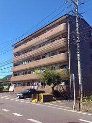 ヴァンヴェール赤坂[402号室]の外観