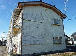 加藤ハイツ B棟[202号室]の外観