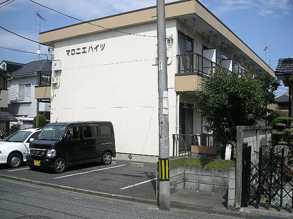 マロニエハイツ 2階の賃貸【東京都 / 八王子市】