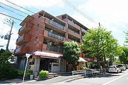 ファミーユ百合[4階]の外観