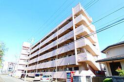 長谷川マンション[4階]の外観