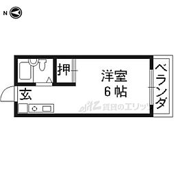 伊勢田駅 2.9万円