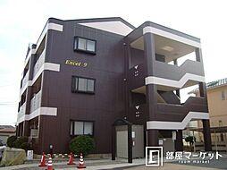 愛知県豊田市明和町6丁目の賃貸マンションの外観
