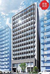 フレール江坂レジデンシャル[3階]の外観