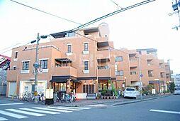 ルミエール出町柳[3階]の外観