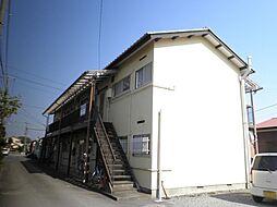 小川アパート[102号室]の外観