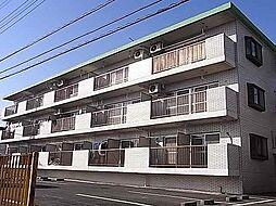 染谷コーポ[1階]の外観