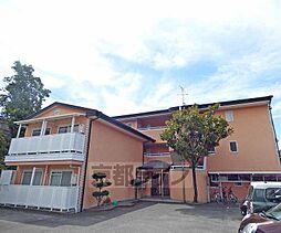 京都府京都市左京区松ケ崎修理式町の賃貸マンションの外観