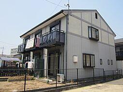 [テラスハウス] 福岡県久留米市東合川1丁目 の賃貸【/】の外観