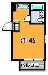 オークラレジデンス赤羽[5階]の間取り