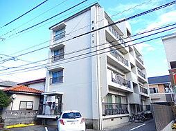 広島県広島市佐伯区五日市中央5の賃貸マンションの外観