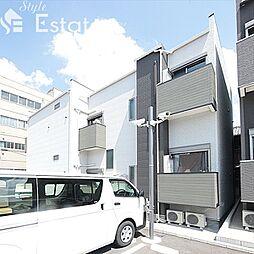 名古屋市営東山線 本陣駅 徒歩3分の賃貸アパート