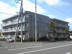 北海道札幌市豊平区西岡三条13丁目の賃貸マンションの外観