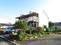 鹿児島県霧島市国分広瀬1丁目の賃貸アパートの外観