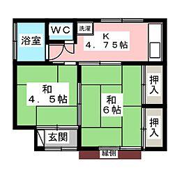 蕨駅 5.0万円