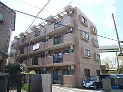 千葉県千葉市中央区椿森1丁目の賃貸マンションの外観