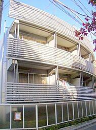菱和パレス代々木上原[4階]の外観